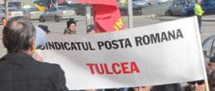 Pentru ca au ratat pichetarea de saptamana trecuta, Postasii tulceni au renuntat la proteste