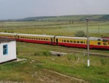 Pentru moldoveni, trenul spre Europa face halta in Romania