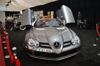 Pentru prima data in 10 ani, Mercedes-Benz a depasit BMW si a devenit cel mai mare producator auto de lux