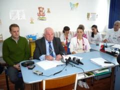 Pentru primele trei zile ale saptamanii viitoare, 124 de copii din Tulcea pe lista de consultatii a profesorului Marin Burlea