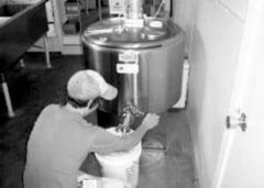 Pentru tancurile de racire a laptelui, depunerea autorizatiilor sanitar-veterinare, pana pe 31 decembrie 2014