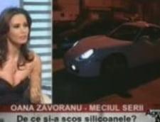 Pepe i-a luat Oanei Zavoranu un Porsche (VIDEO)