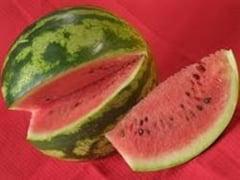 Pepenele rosu, cel mai bun detoxifiant pentru organism