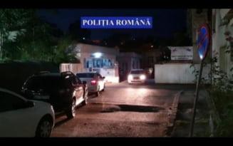 Perchezitii in noua judete, este vizata firma unui afacerist oltean care exploata balastiere fara licenta VIDEO