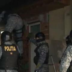 Perchezitii la traficantii de droguri. Operatiunea oamenilor legii a avut loc in Timisoara, Biled si Giroc