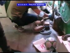 Perchezitii multiple la traficantii de heroina din Bucuresti. Ce captura au facut procurorii la clanurile Zoicarenii, Tobosarii si Cocalarii