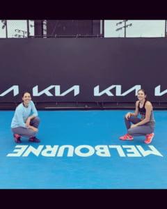Perechea Raluca Olaru / Andreea Mitu, calificare in turul doi la Melbourne dupa ce au eliminat doua romance. Cati bani au luat