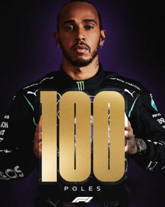 Perfomanta mare reusita de Lewis Hamilton in Formula 1. Noua borna istorica atinsa de pilotul britanic