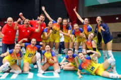 Performanță de excepție pentru voleiul românesc. Naționala tricoloră e în sferturi la Mondiale după un meci dramatic!
