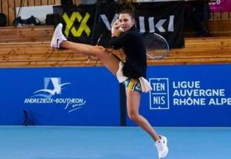 Performanta carierei pentru Jaqueline Cristian. Ce-a reusit romanca la turneul de la Sankt Petersburg