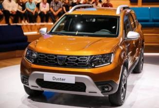 """Performanta fantastica pentru Dacia Duster: A fost nominalizata la titlul de """"Masina Anului 2018"""""""