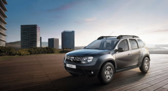 Performanta fantastica pentru Dacia