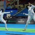 Performanta fantastica pentru echipa feminina de spada a Romaniei