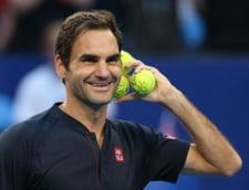 Performanta fantastica realizata de Roger Federer: A castigat cel de-al 100-lea titlu din cariera!