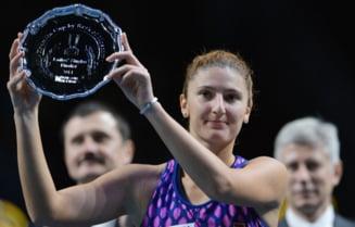 Performanta impresionanta pentru Irina Begu: E singura jucatoare din 2016 care a reusit-o