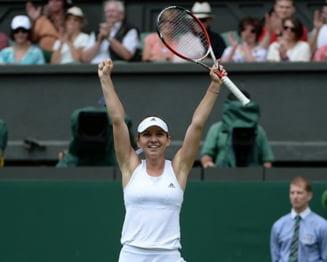Performanta impresionanta pentru Simona Halep: a depasit-o pe Serena Williams