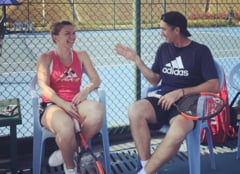Performanta minunata pentru Darren Cahill: Antrenorul Simonei Halep, premiat dupa saltul pe primul loc WTA