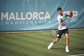 Performanta neasteptata pentru Novak Djokovici inainte de Wimbledon
