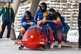 Performanta nesperata! Romania castiga o medalie de aur la Campionatele Europene de bob
