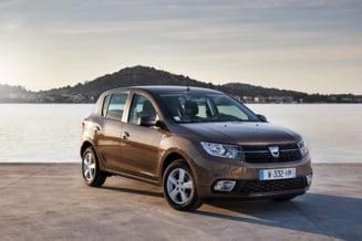 Performanta pentru Dacia in UK: Sandero, cea mai buna masina ieftina al 5-lea an consecutiv