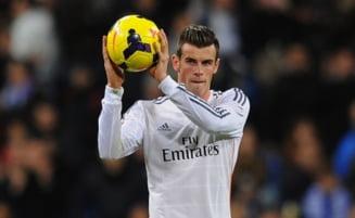 Performanta remarcabila pentru Bale la Real Madrid