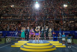 Performanta remarcabila pentru Bianca Andreescu, la 19 ani, dupa ce a triumfat la US Open