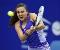 Performanta remarcabila pentru o tenismena din Romania: Trei victorii intr-o zi!