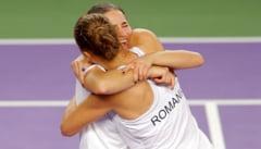 Performanta superba: Irina Begu si Monica Niculescu, in finala la Moscova!