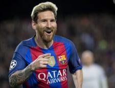 Performanta superba reusita de Leo Messi: Nici Ronaldo nu mai poate tine pasul cu el