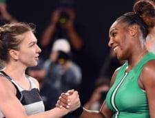 Performanta uriasa pentru Serena Williams, prin victoria contra Simonei Halep