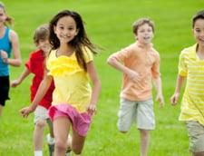 Performantele copiilor la scoala sunt influentate de pregatirea lor fizica