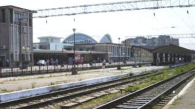 Pericol de explozie la o gara din Constanta