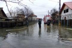 Pericol de inundatii in Moldova