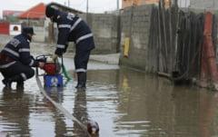 Pericol de inundatii la Micfalau