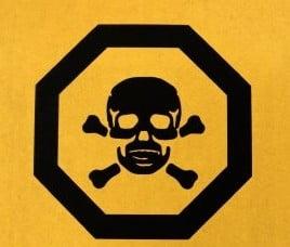 Pericol la Tg Mures: Peste 500 kilograme de cianura de cadmiu, abandonate