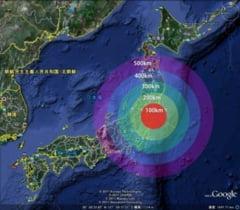 Pericol nuclear de la Fukushima?