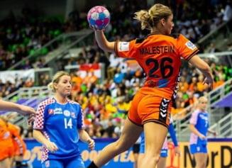 Pericolul numit Olanda: Handbalistele noastre intalnesc un adversar foarte dificil la Campionatul European