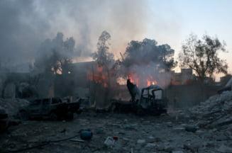 Pericolul reprezentat de Statul Islamic persista in pofida infrangerii in Siria. Gruparea s-ar putea relansa