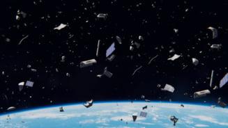 Pericolul vine din cer. 900.000 de resturi spatiale aflate pe orbita Pamantului pot lovi oricand suprafata terestra VIDEO