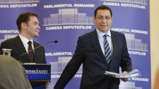 Periculoasele tovarasii ale lui Victor Ponta (Opinii)