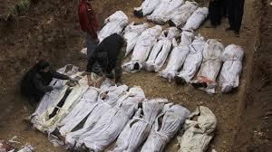 Perioada sangeroasa in Siria: Peste 700 de morti in numai noua zile
