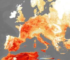 Perioadele de canicula si ploile torentiale vor dura mai mult din cauza incalzirii globale si vor face ravagii - studiu