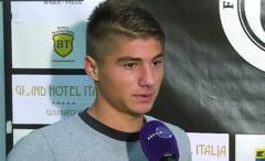 Perla Clujului vine sa joace in Zavoi Totul despre Andreas Calcan - fotbalistul Universitatii va evolua pentru CS MUnicipal cel putin pana la finalul acestui campionat