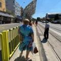 Peroane de infarct, după aducerea noilor tramvaie din Polonia la Iași. Călătorii așteaptă pe câțiva zeci de centimetri