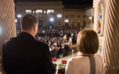 Persoanele care i-au cerut demisia lui Iohannis la slujba de Inviere, amendate cu cate 2.000 de lei