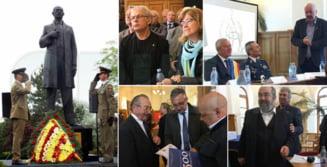 Personalitati buzoiene s-au reunit acasa, la Zilele Alexandru Marghiloman
