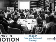 "Perspectivele strategice asupra mobilitatii internationale a angajatilor sunt abordate la ""Work in motion. A workforce mobility conference"""