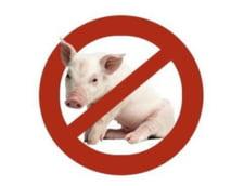 Pesta porcina africana, la granitele Romaniei - mortalitate de 100%
