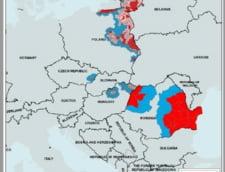 Pesta porcina va cuprinde mai mult de jumatate din Romania, avertizeaza autoritatile de la Bruxelles