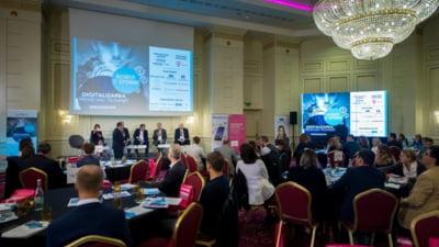 Peste 1.000 de antreprenori si manageri s-au alaturat Conferintei Nationale Business (r)Evolution pentru a defini calea spre un viitor digital